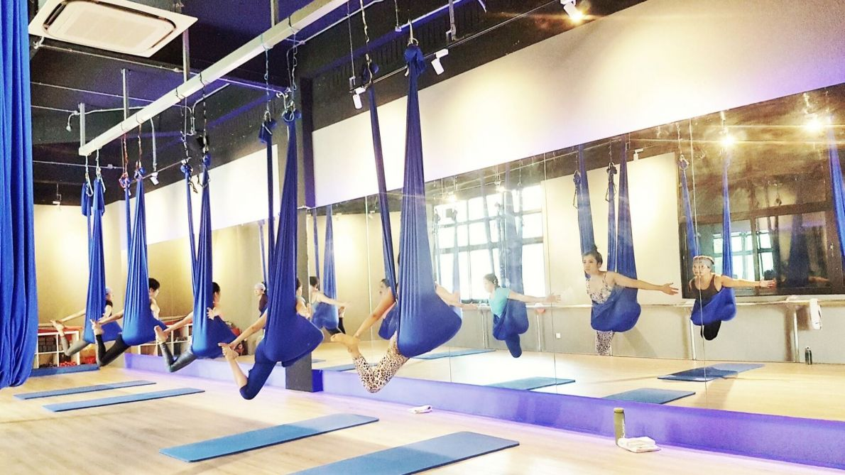 FlyWith Fitness (Woodleigh Park)